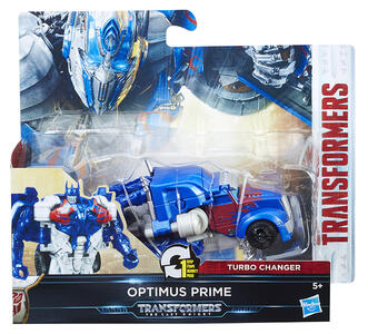 Transformes MV5 Turbo Changer Optimus P. - 3