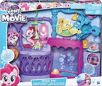 My Little Pony Mondo Sottomarino Playset - 4