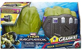 Giocattolo Hulk. Pugni Elettronici Hasbro