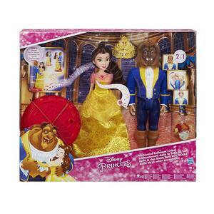 Disney Princess. La Bella E La Bestia Magie