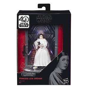 Action Figure Star Wars Principessa Leia - 10