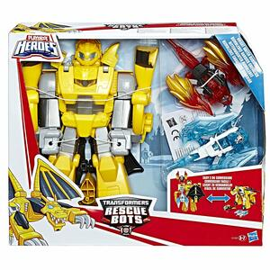 Transformers. Rescue Bots. Knight Watch Bumblebee