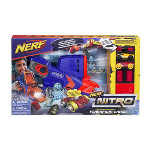 Nerf Nitro Flashfury - 6