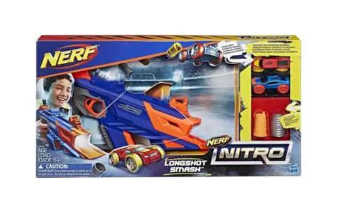 Nerf Nitro Longshot Smash - 6