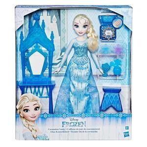Frozen bambola Elsa con specchiera - 2