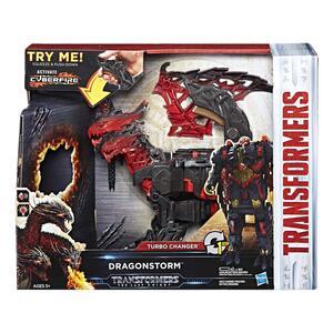 Transformers. Dragon Turbo Changer