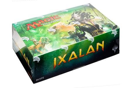Magic the Gathering. Ixalan Booster Display 36 Packs . IT - 3