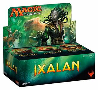 Magic the Gathering. Ixalan Booster Display 36 Packs . SP