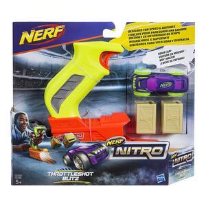 Nerf Nitro Throttleshot Hasbro - 12