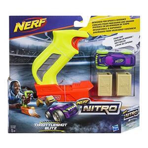 Nerf Nitro Throttleshot Hasbro - 6