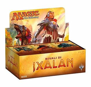 Magic the Gathering. Rivals of Ixalan Booster Display 36 Packs . IT