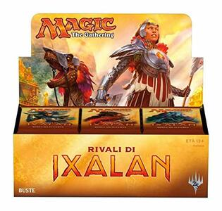 Magic the Gathering. Rivals of Ixalan Booster Display 36 Packs . IT - 3