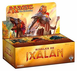 Magic the Gathering. Rivals of Ixalan Booster Display 36 Packs . SP - 2