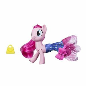 My Little Pony. Pinkie Pie Sirena Con Vestito