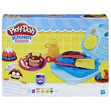 Giocattolo Playdoh Set per la colazione Hasbro