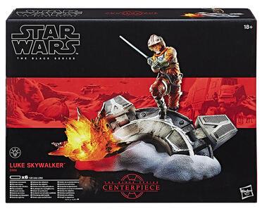 Star Wars. Black Series. Luke Skywalker Playset