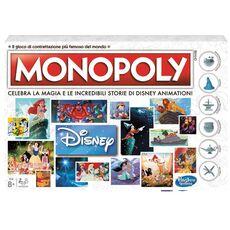 Giocattolo Monopoly Disney Hasbro