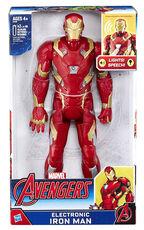 Giocattolo Figure Iron Man Elettronico Hasbro