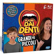 Giocattolo Fuori Dai Denti Grandi Vs Piccoli Hasbro