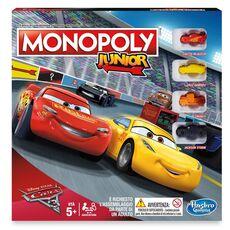 Giocattolo Monopoly Junio Cars Hasbro