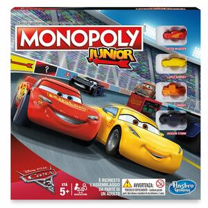 Monopoly Junio Cars - 4