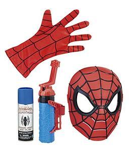 Spider Man. Maschera e Super Spara ragnatele D - 3