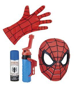 Spider Man. Maschera e Super Spara ragnatele D - 6