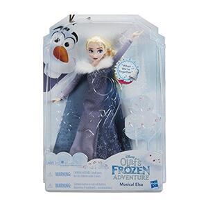 Frozen. Singing Elsa Fashion Doll