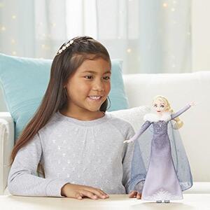 Frozen. Singing Elsa Fashion Doll - 3