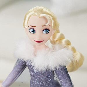 Frozen. Singing Elsa Fashion Doll - 4