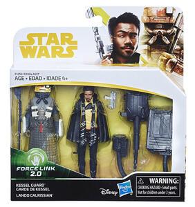 Star Wars. Han Solo 2 Pack Deluxe Figure - 2