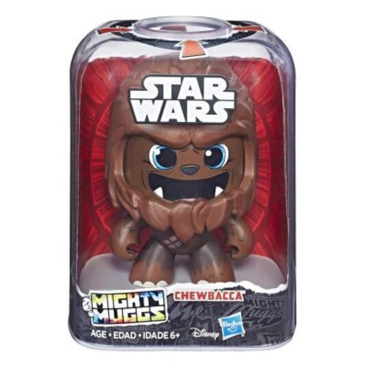 Star Wars Mighty Muggs E4 Chewbacca - 5