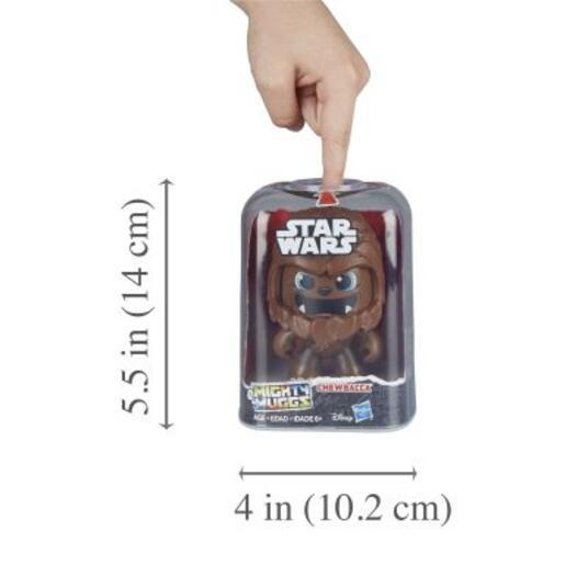 Star Wars Mighty Muggs E4 Chewbacca - 6