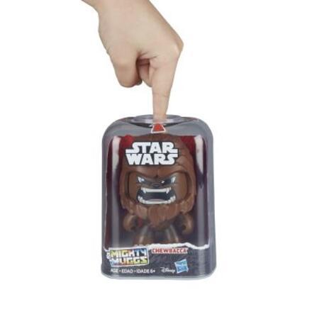 Star Wars Mighty Muggs E4 Chewbacca - 7