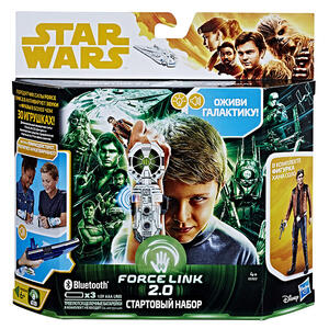 Star Wars. Han Solo Force Link Starter Set