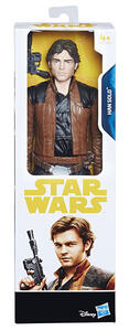 Star Wars. Han Solo Titan Hero