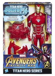 Avengers. Titan Hero. Infinity War. Iron Man con Power Pack