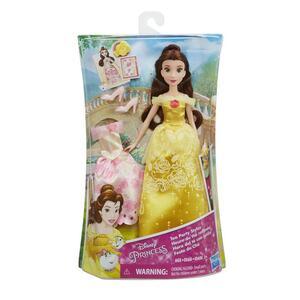 Disney Princess Belle Ora Del Tè Con Stile