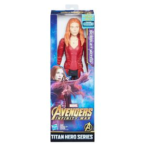 Avengers. Titan Hero. Infinity War. Scarlet Witch