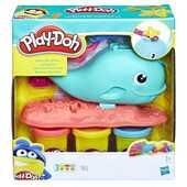 Giocattolo Play-Doh. La Balena Colorata Hasbro