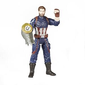 Avengers. Infinity War. Captain America Con Gemma Dell'infinito - 3