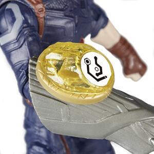 Avengers. Infinity War. Captain America Con Gemma Dell'infinito - 4