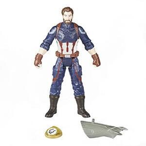 Avengers. Infinity War. Captain America Con Gemma Dell'infinito - 5