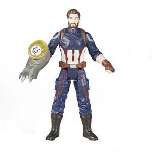 Avengers. Infinity War. Captain America Con Gemma Dell'infinito - 8
