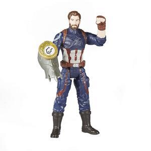 Avengers. Infinity War. Captain America Con Gemma Dell'infinito - 9