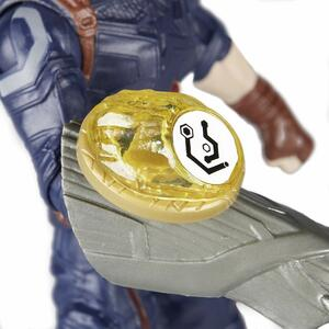 Avengers. Infinity War. Captain America Con Gemma Dell'infinito - 10