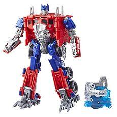 Giocattolo Transformers Bumblebee Movie Nitro Igniters Optimus Prime Hasbro