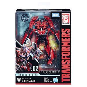 Tra Gen Studio Series Deluxe Stinger