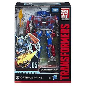Transformers Mv6 Studio Series Voyager Optimus Prime Da Transformers 2 La Vendetta Del Caduto - 2