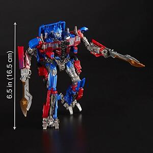 Transformers Mv6 Studio Series Voyager Optimus Prime Da Transformers 2 La Vendetta Del Caduto - 4